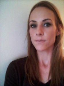 Heidi with Makeup